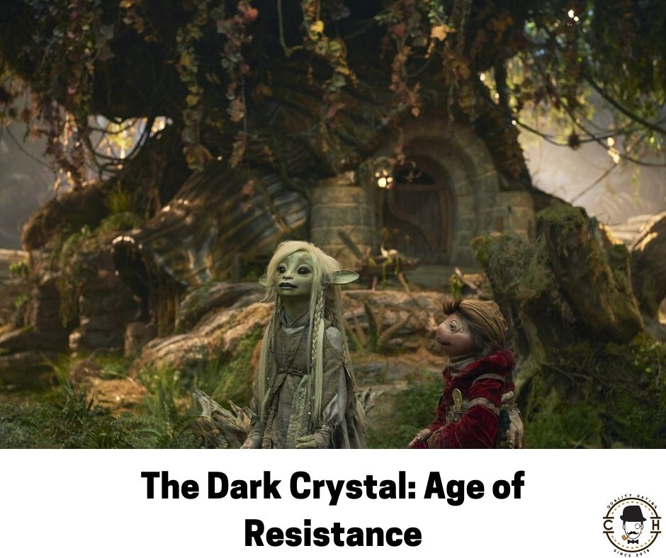 The Dark Crystal Age of Resistance best shows to binge-watch while quarantine