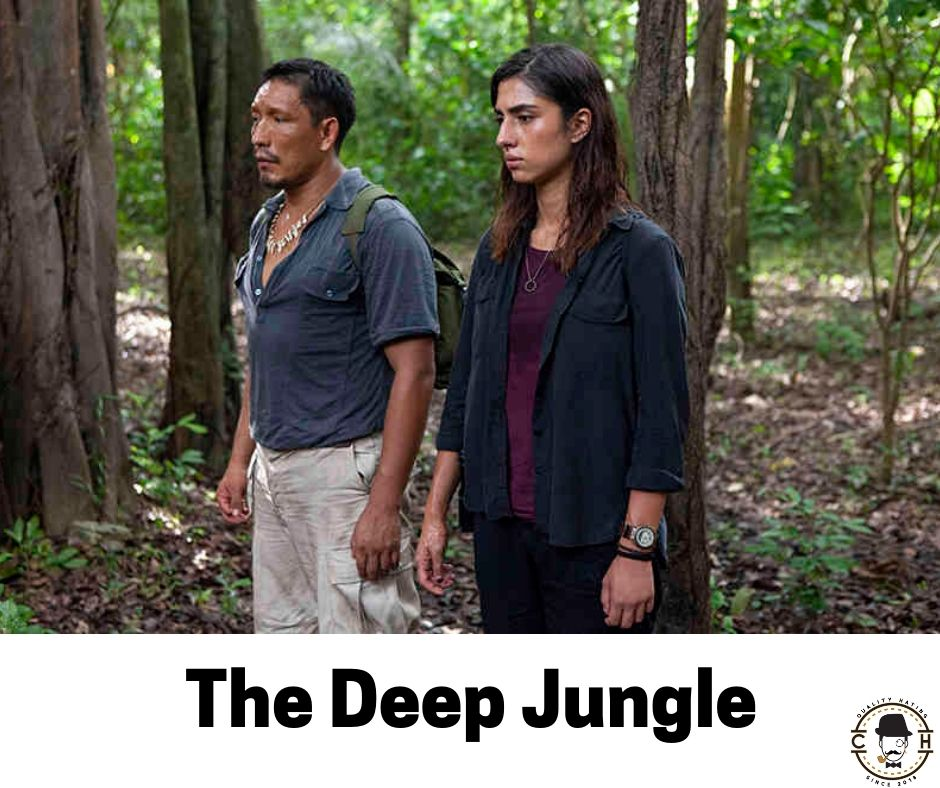 The Deep Jungle best shows to binge-watch while quarantine