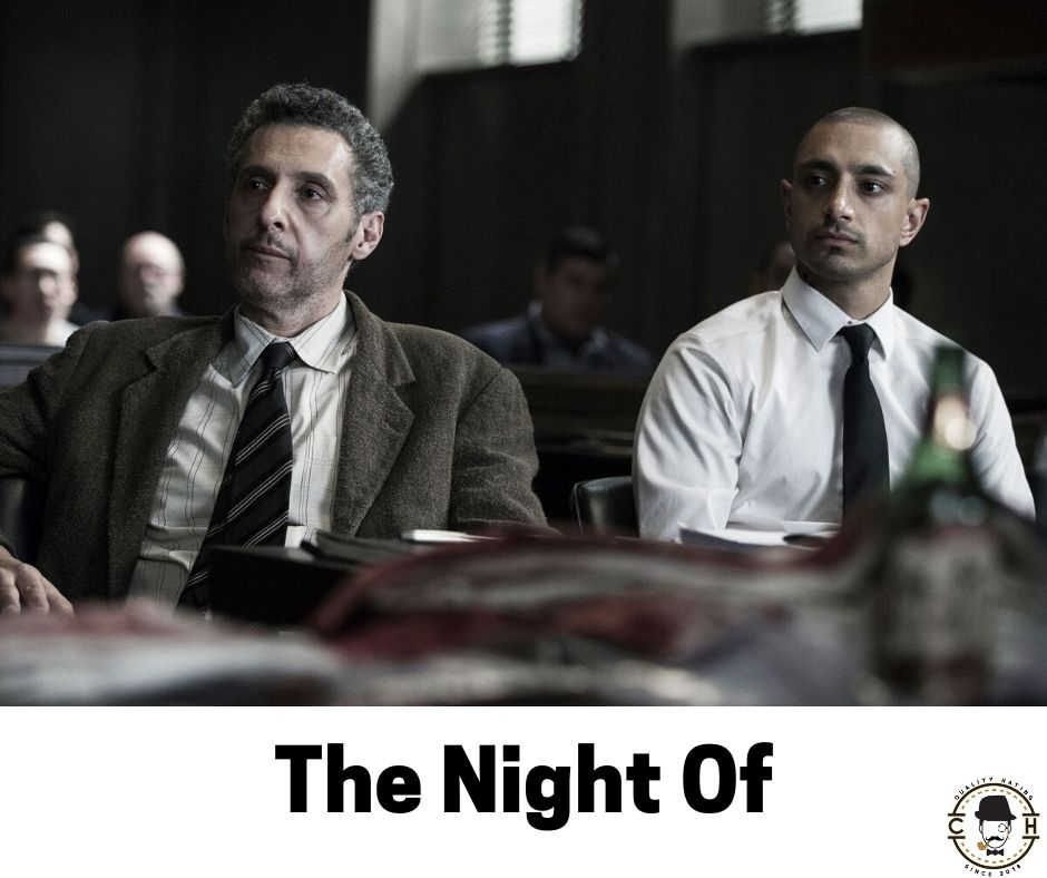 The Night of - best shows to binge-watch while quarantine