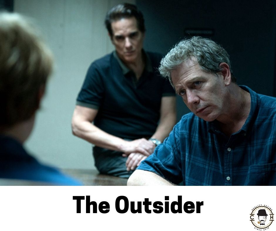 The Outsider by HBO best shows to binge-watch while quarantine