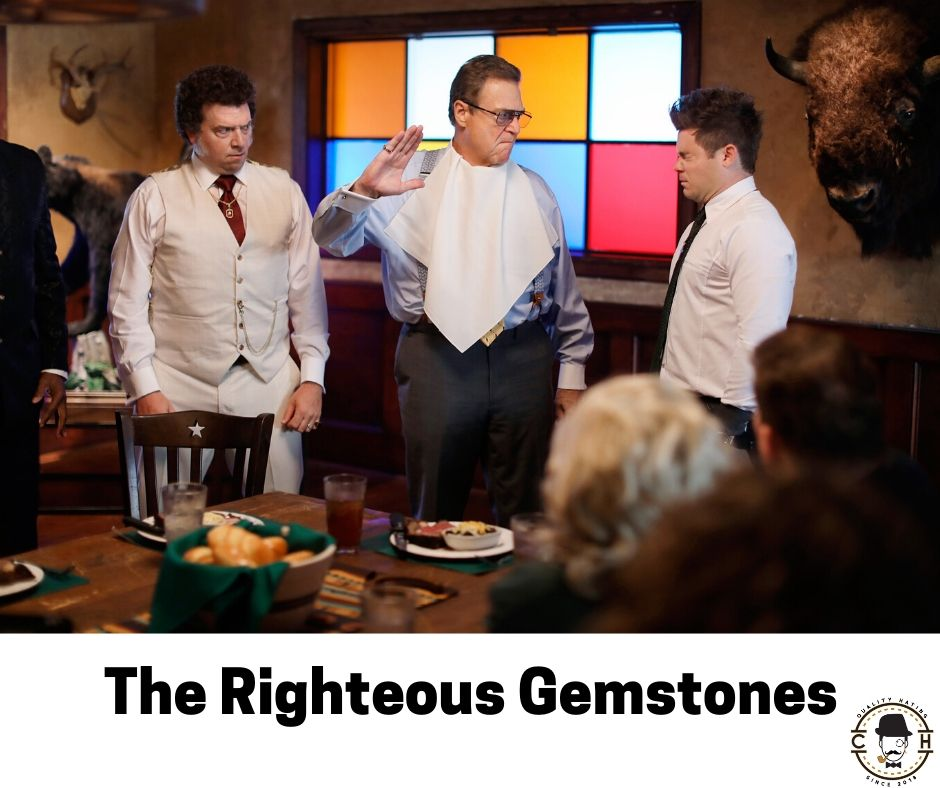 The Righteous Gemstones on HBO best shows to binge-watch while quarantine