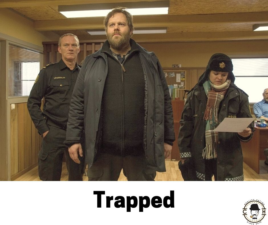 Trapped Icelandic show best shows to binge-watch while quarantine