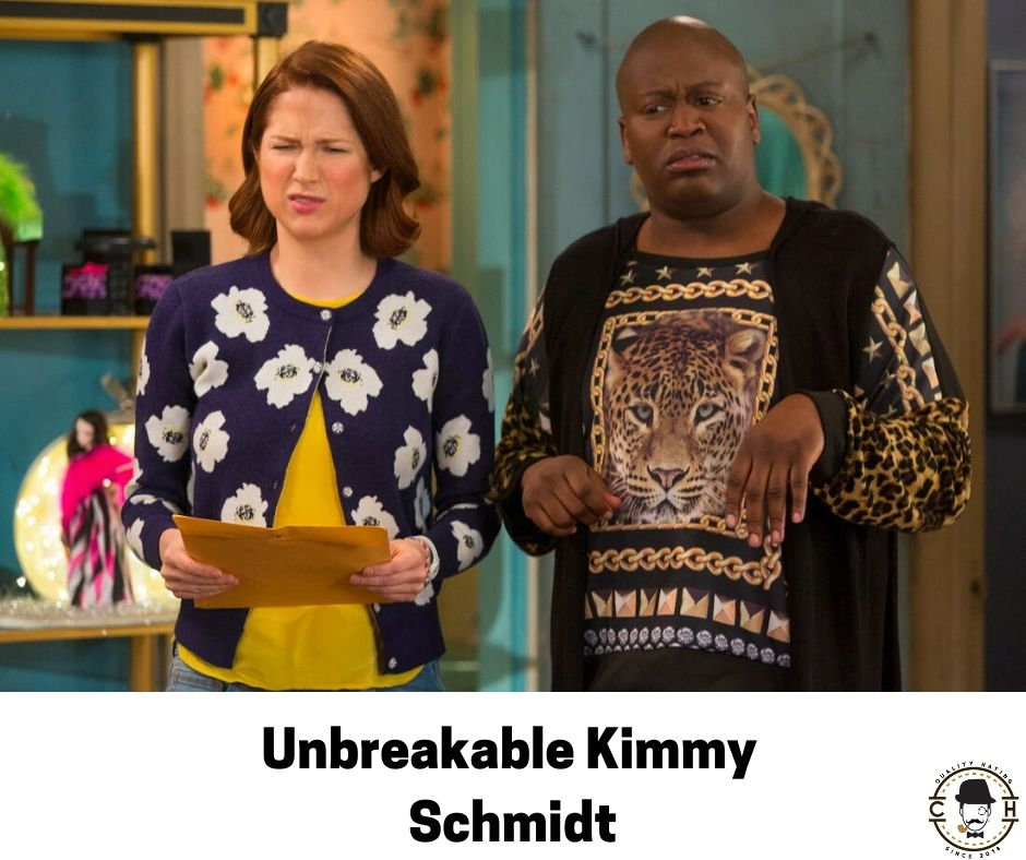Unbreakable Kimmy Schmidt - best shows to binge-watch while quarantine