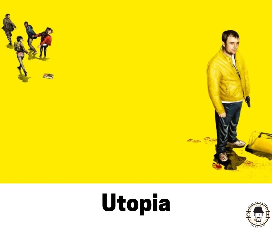 utopia best shows to binge watch during #staythefuckhome