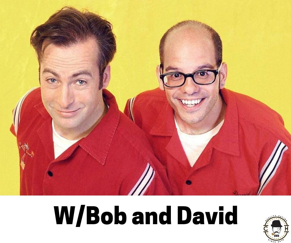 With Bob and David Netflix comedy show - best shows to binge-watch while quarantine