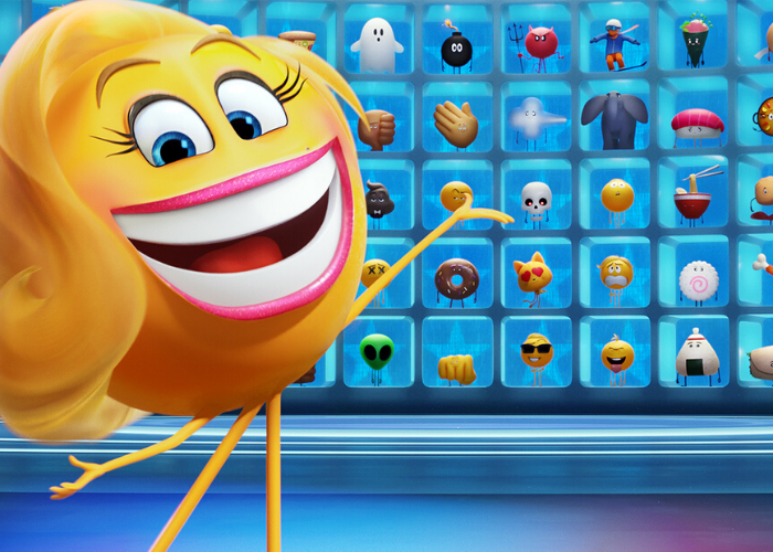 emoji the movie cultural hater