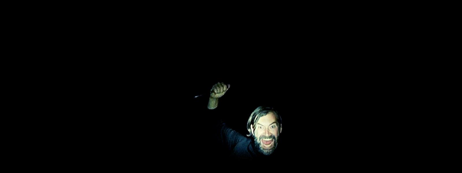 Mark Duplass scary still from creep 2 (2017)