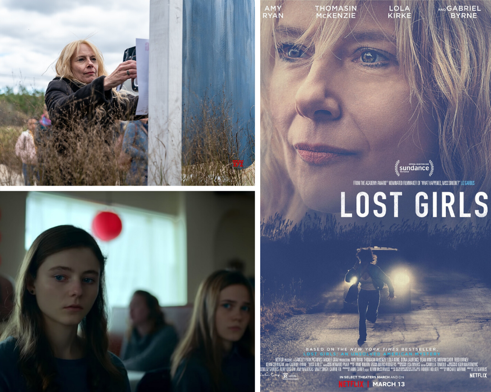 lost girls movie stills and poster