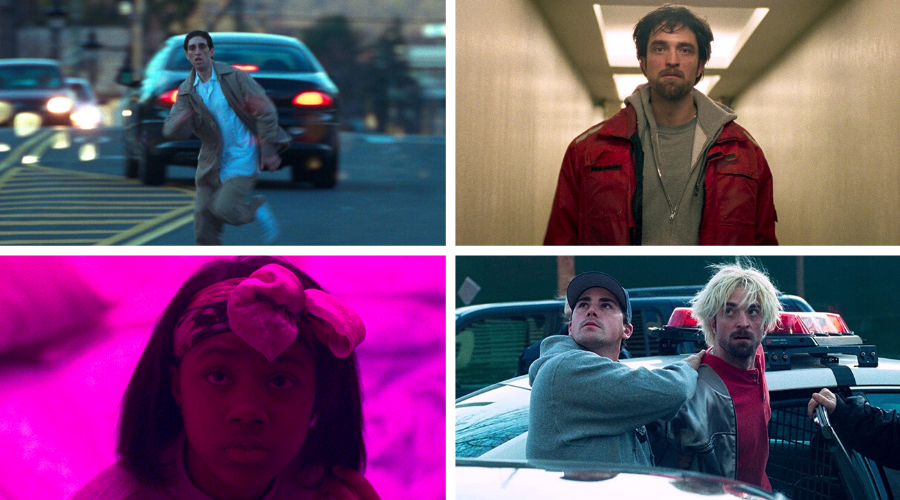 stills from good time (2017) - visually stunning movies by cultural hater