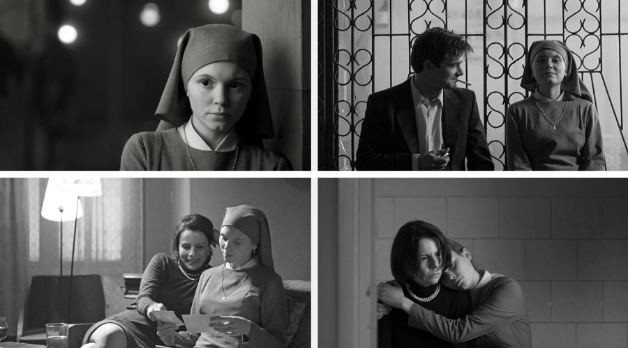 Ida 2013 - visually stunning movies - lukasz zal and ryszard Lenczewski