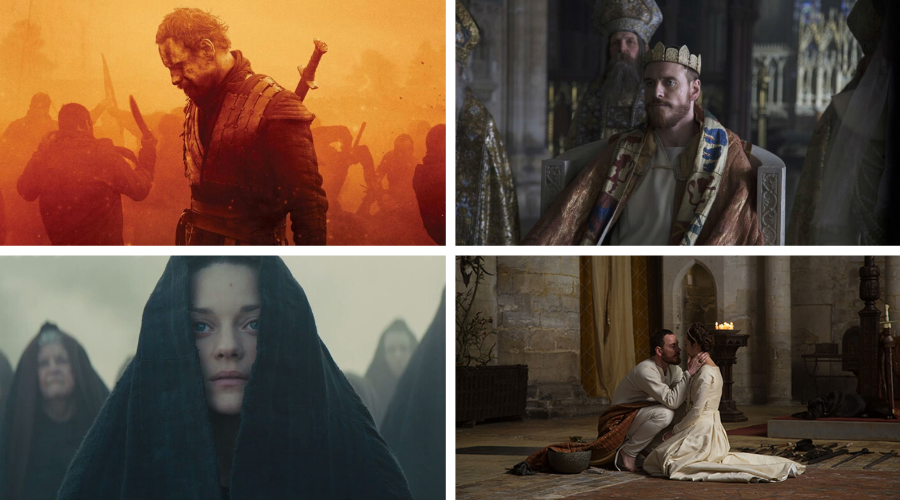 stills from Macbeth 2016 - top visually stunning movies