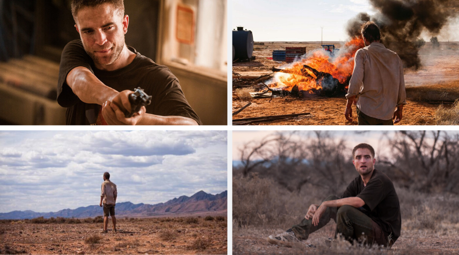 stills from David Michod's the rover 2014 - top visually stunning movies