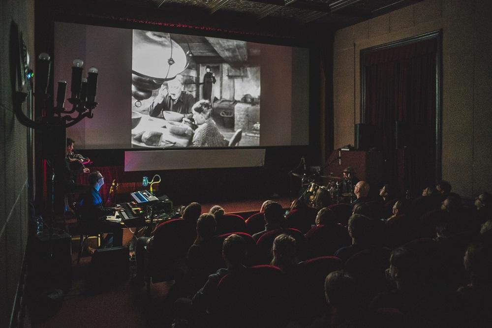 kino Pod Baranami in cracow Poland