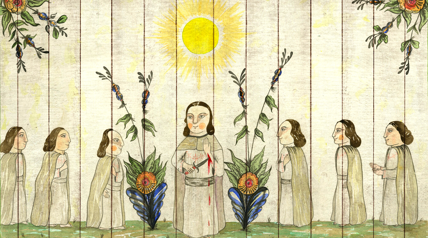 swedish folk art that inspired midsommar 2019