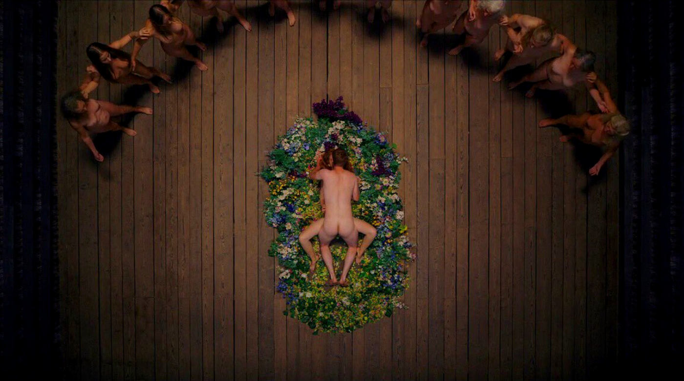 mating ritual in midsommar 2019