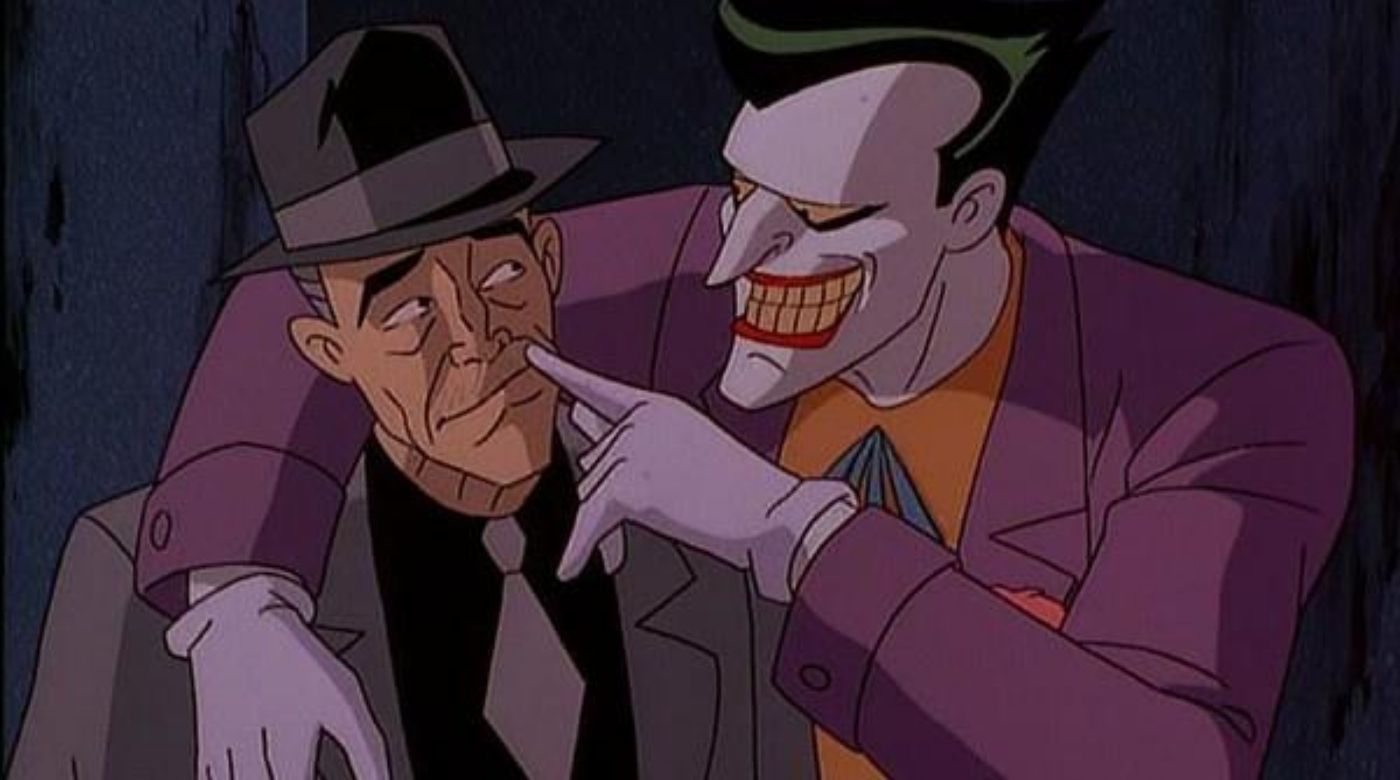 top quotes of the Joker from Batman Mask Of The Phantasm