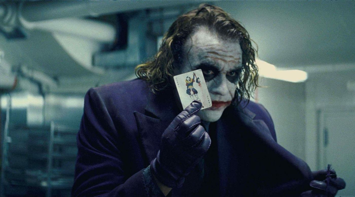 Heath Ledger as The Joker in THe Dark Knight (2008) - top quotes