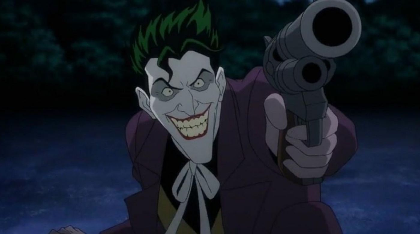 The Killing Joke - best quotes from the movie