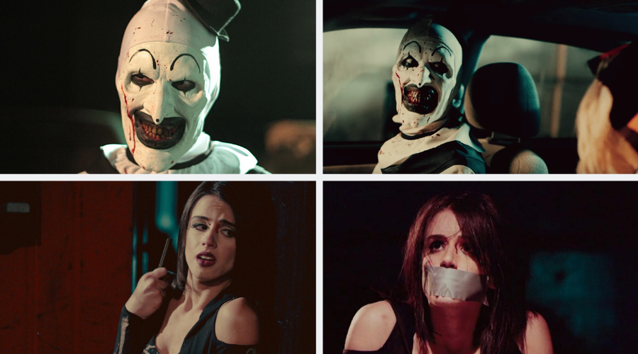 terrifier 2016 film stills watch on Netflix