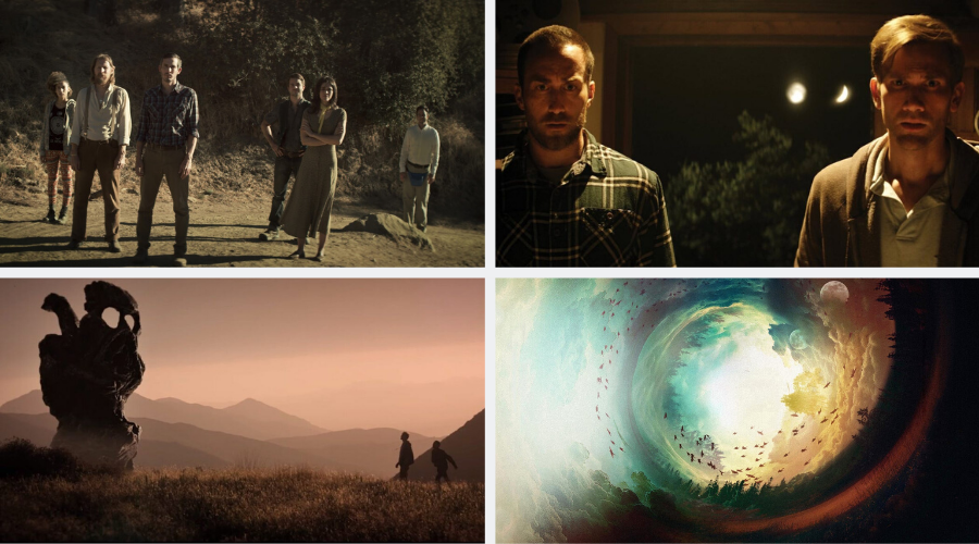 the endless 2017 film stills - scary movies on Netflix to watch