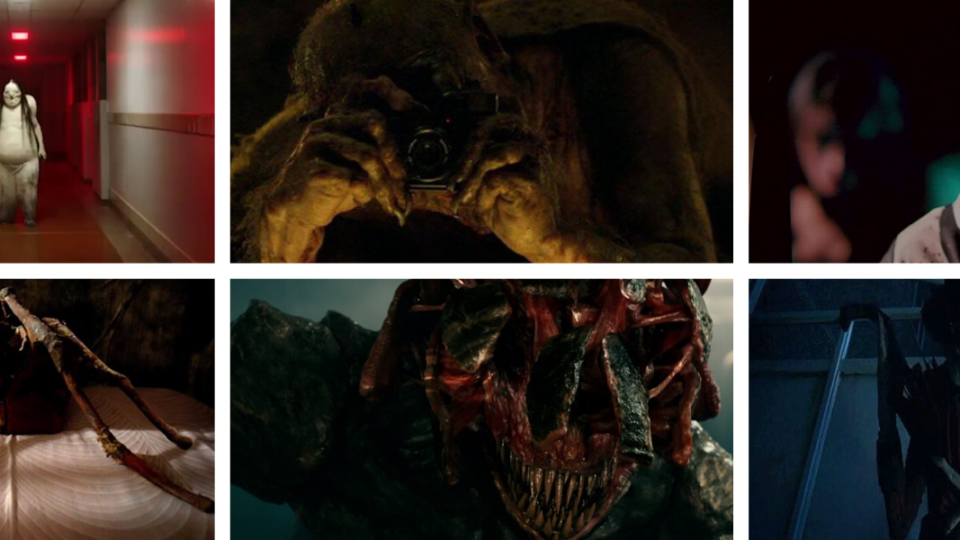 monsters in horror movies of 2010s