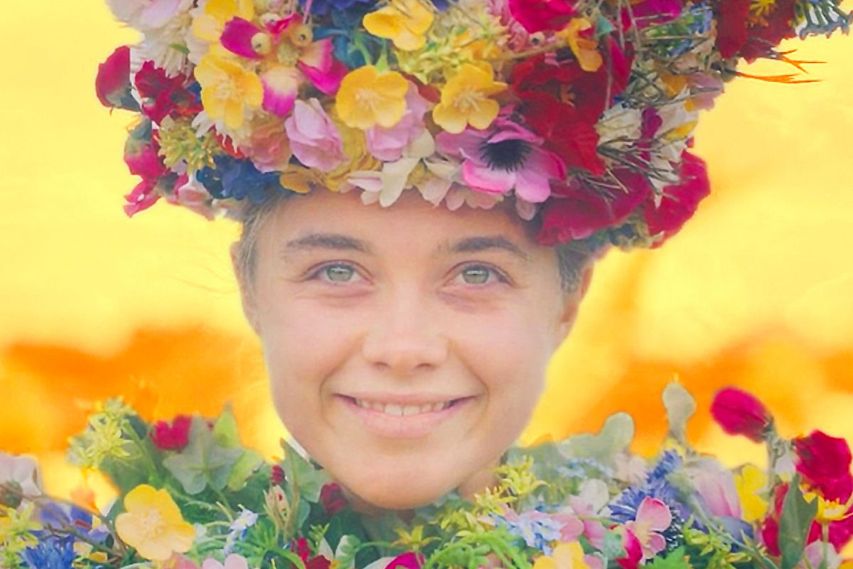 occult horror movie midsommar 2019 Florence Pugh