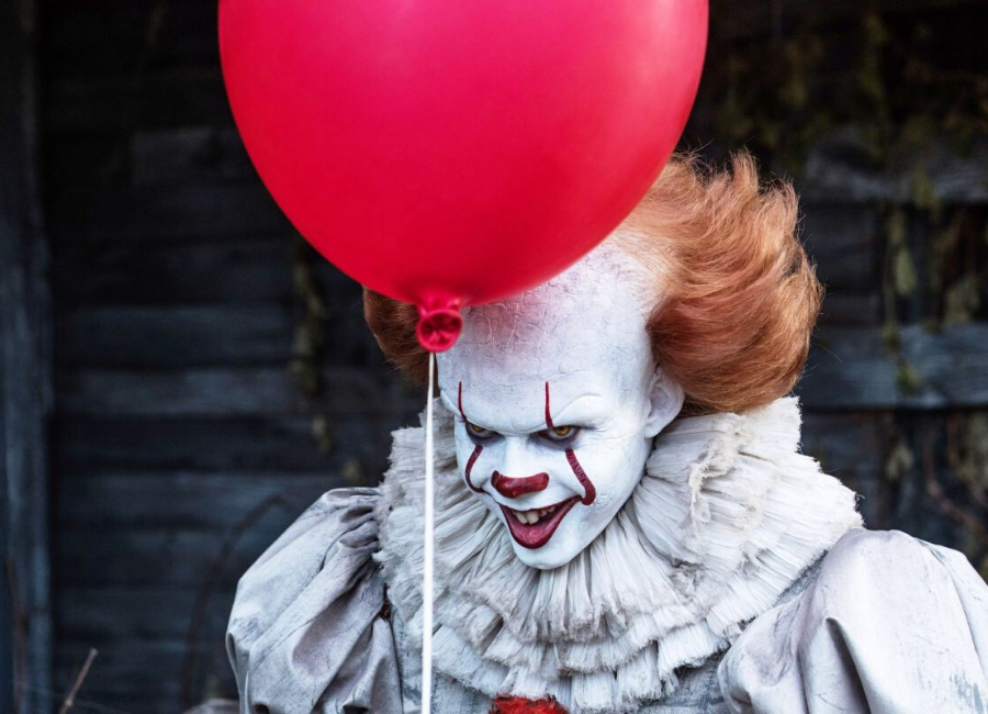 pennywise in it 2017 monsters in horror movies