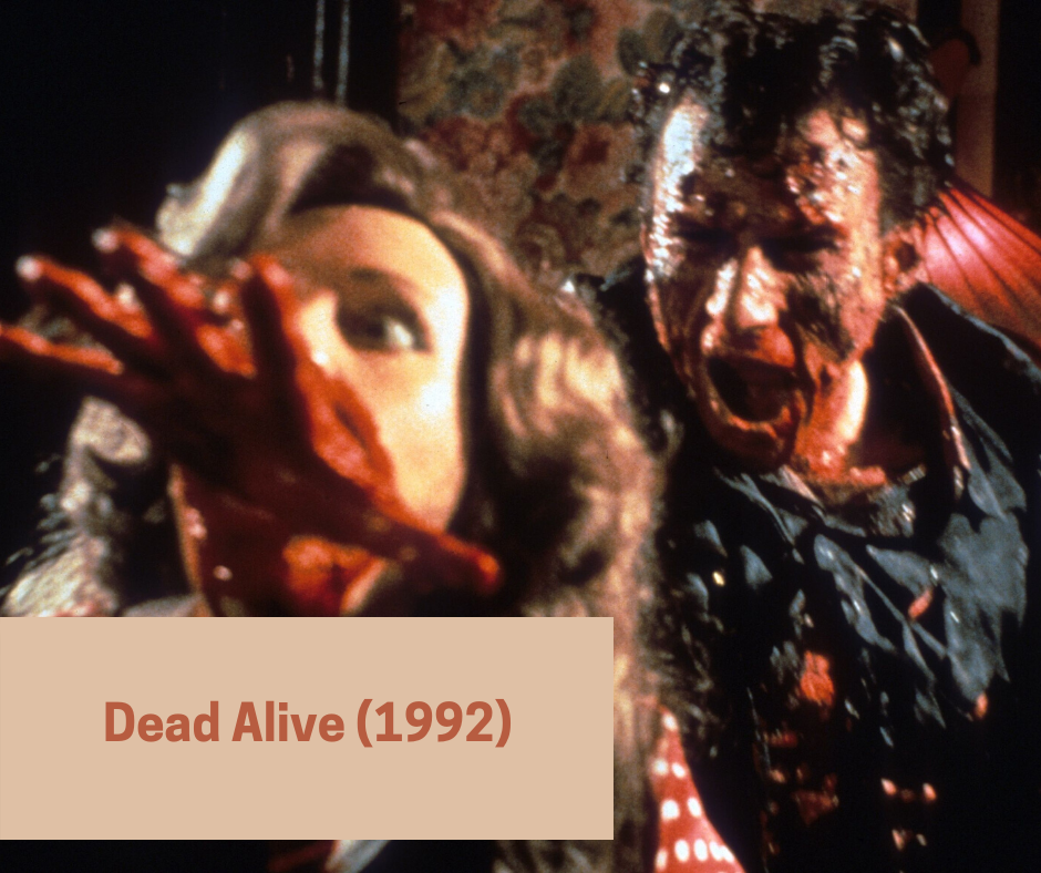 dead alive 1992 - Peter Jackson gore horror movie