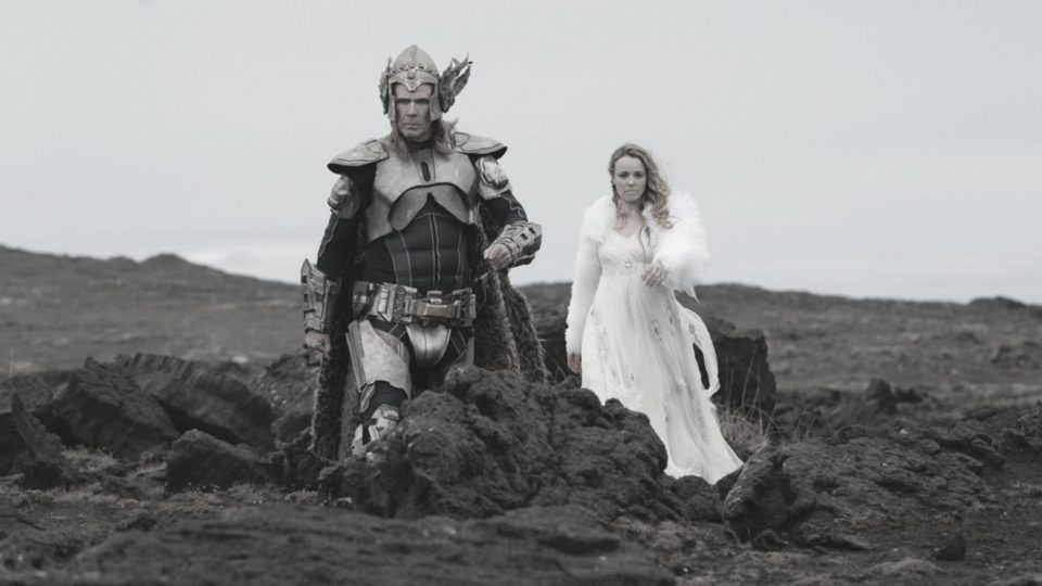 Eurovision Song Contest: The Story Of Fire Saga (2020) in black and white movie review