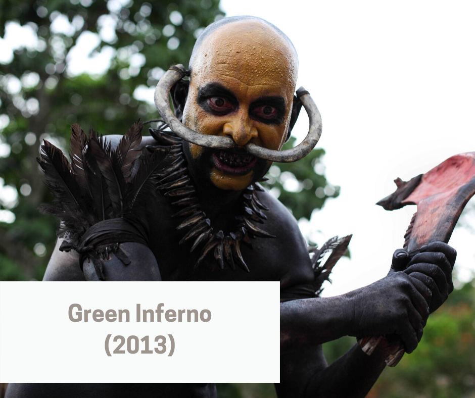 Eli Roth green inferno 2013