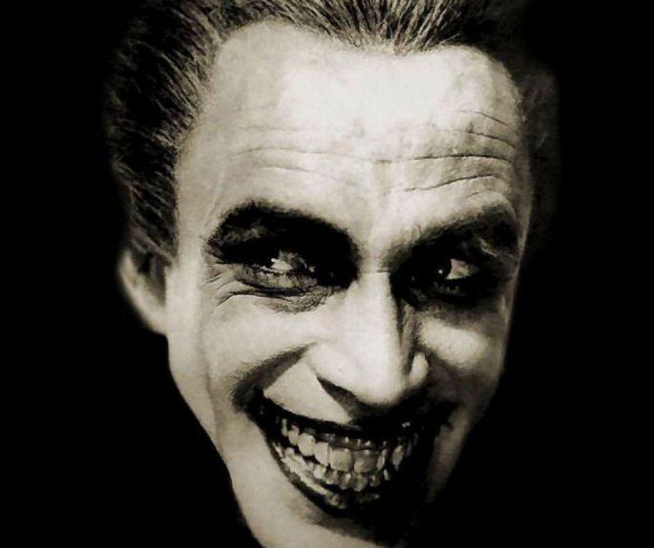 The Man Who Laughs 1928 - gwynplaine played by Conrad veindt