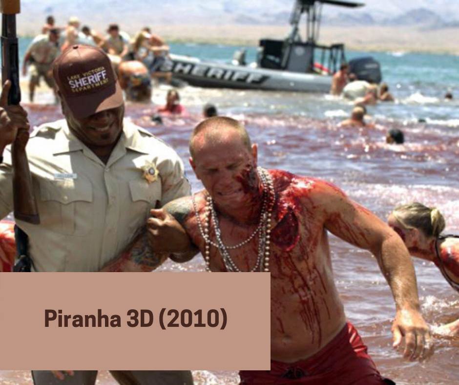 piranha 3d gore horror movies