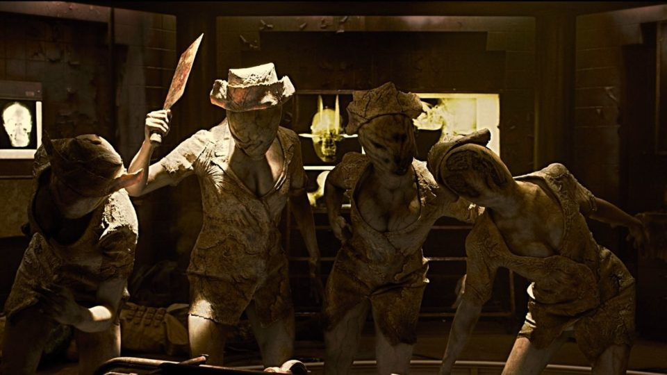 silent hill revelation 2012 movie review