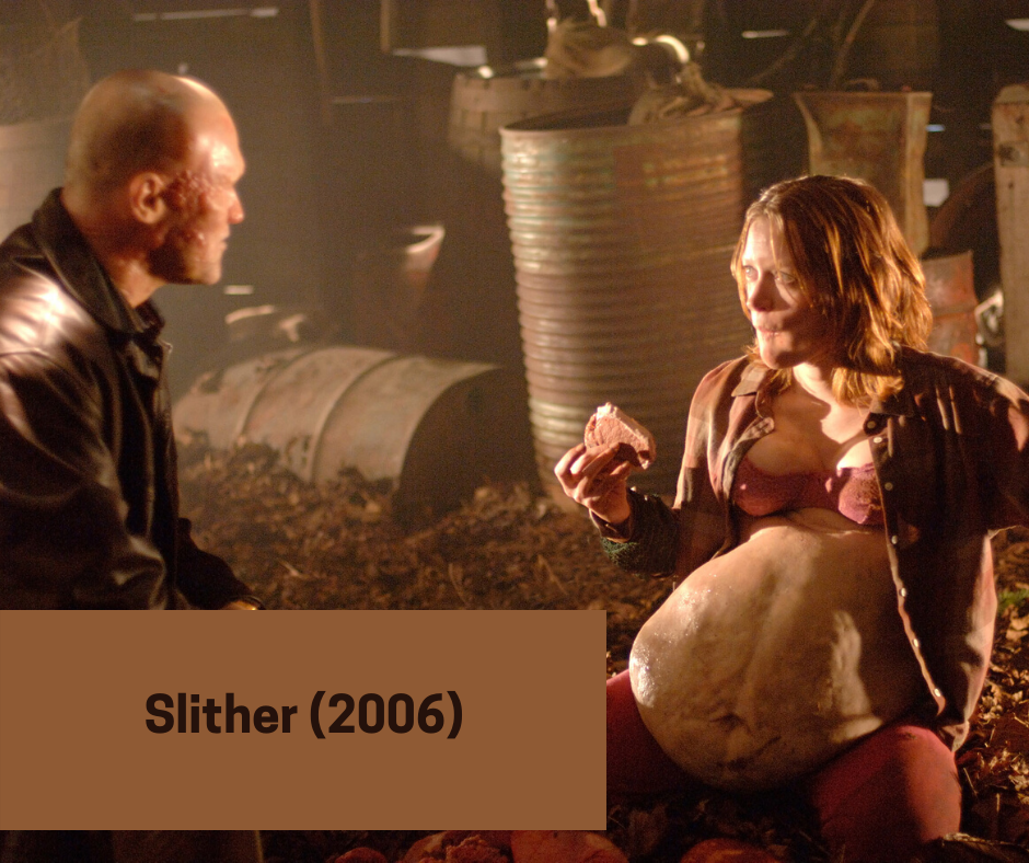 slither 2006 - a hilarious gore horror movie
