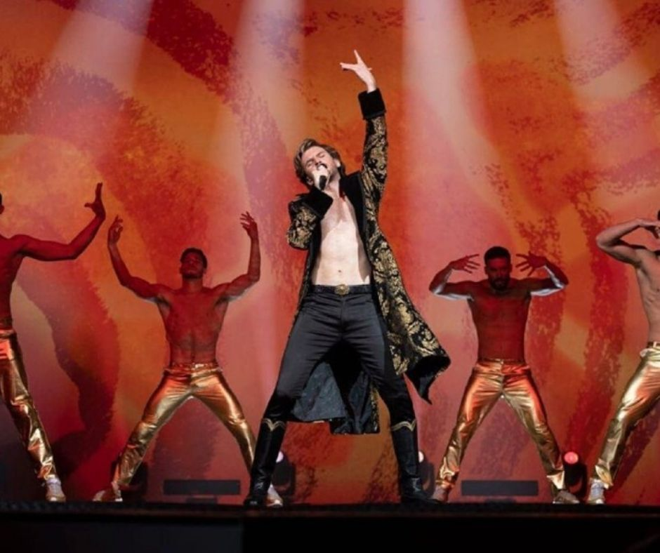 Dan Stevens in Eurovision Song Contest: The Story Of Fire Saga (2020)