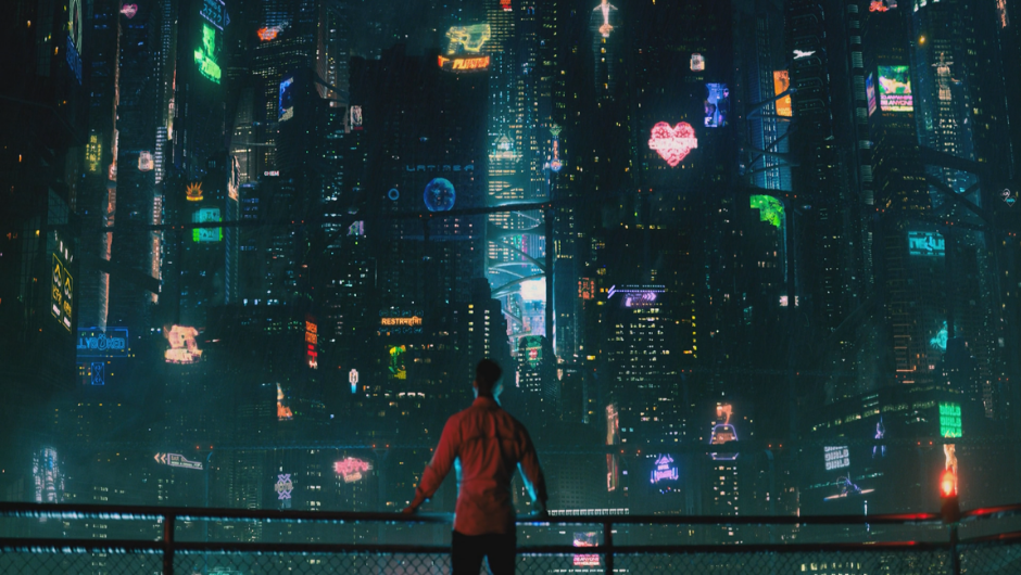 altered carbon wallpaper