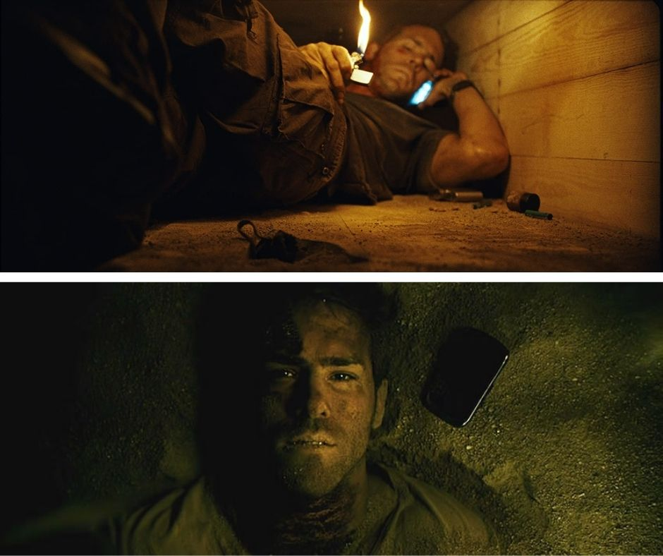 ryan Reynolds in buried 2010
