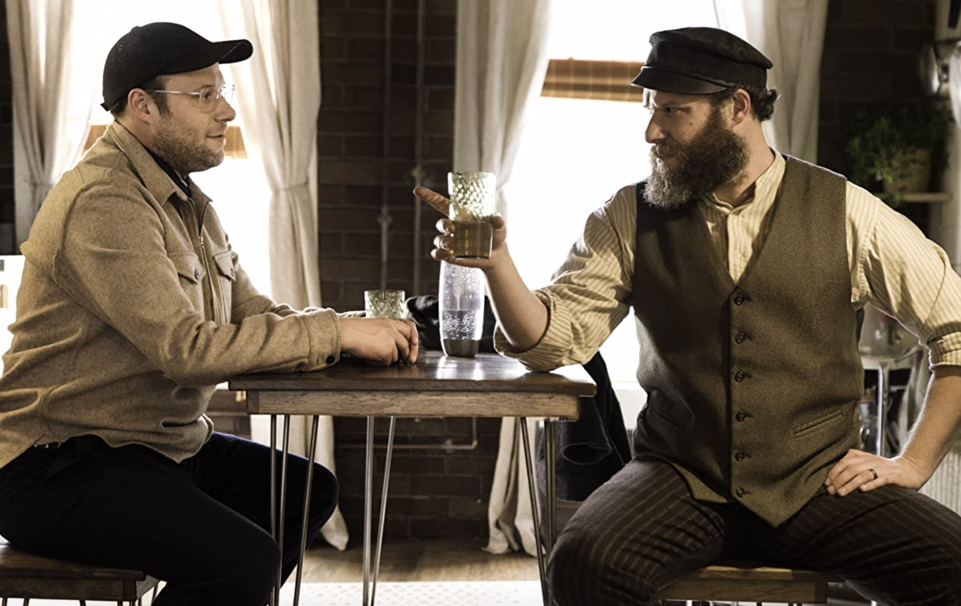 Seth Rogen in american pickle (2020)