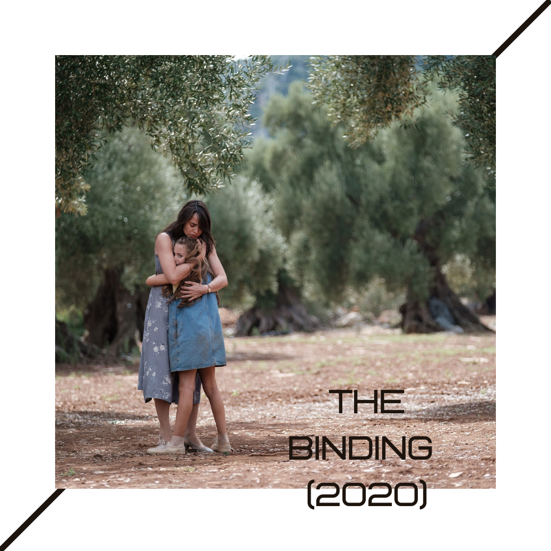 the binding 2020 - Italian horror movie on Netflix