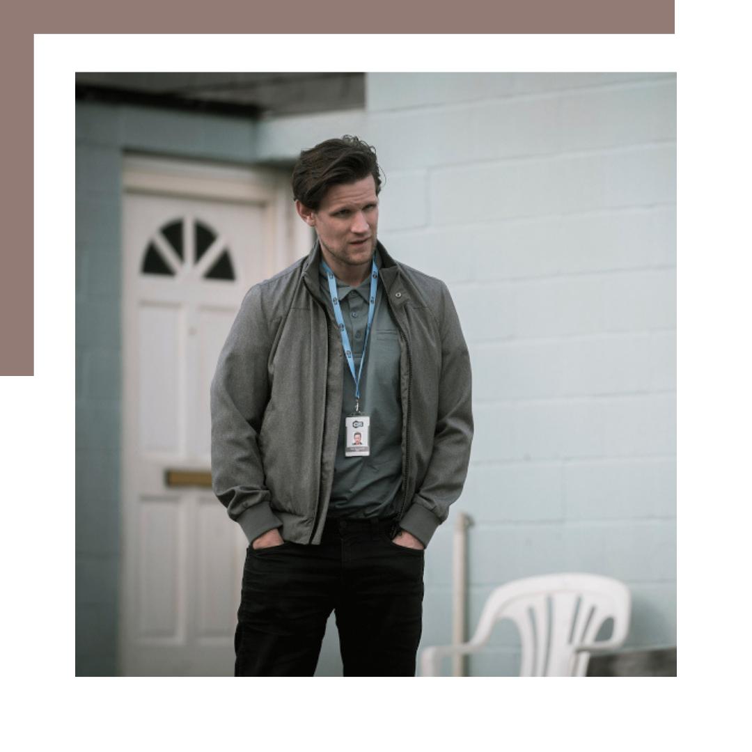 Matt Smith in His House (2020)