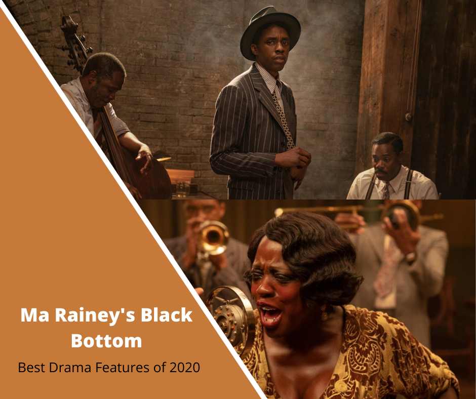 ma Rainey's black bottom movie image