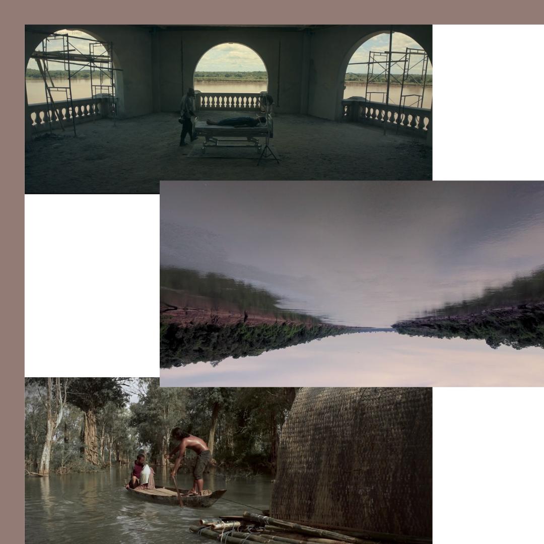 mekong 2030 - stills from the five novels