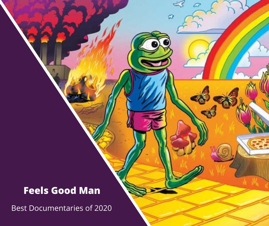 Feels Good Man (2020) best documentary movie of 2020