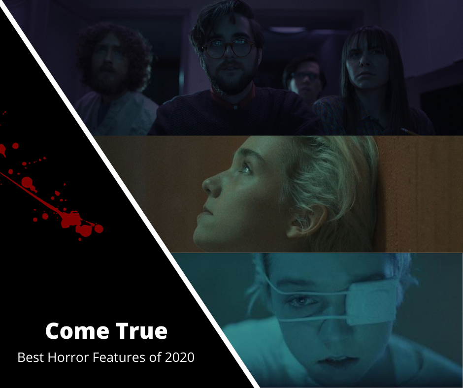 Come True (2020) horror movie