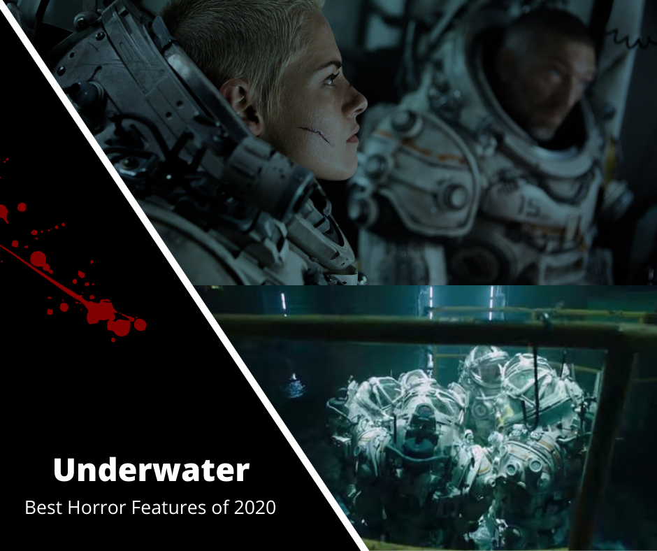 Underwater (2020) movie