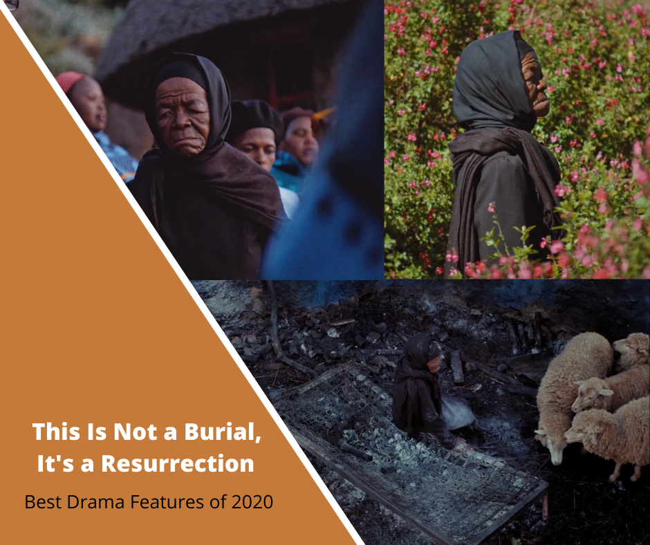 This Is Not a Burial, It's a Resurrection (2020) movie image