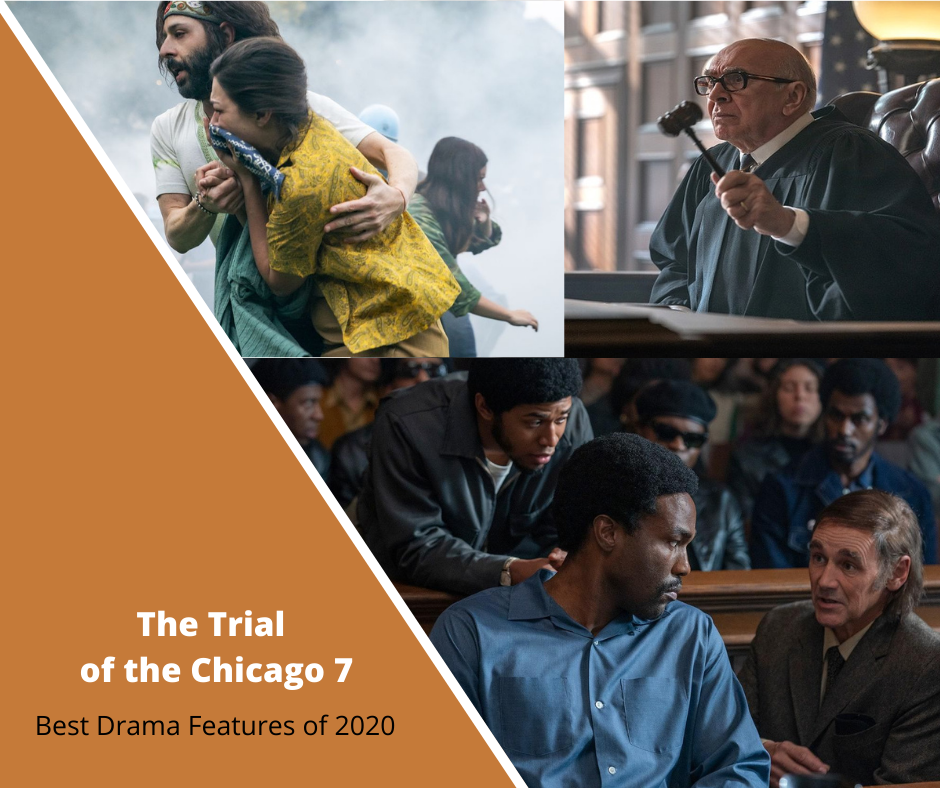 The Trial of Chicago 7 (2020) movie image