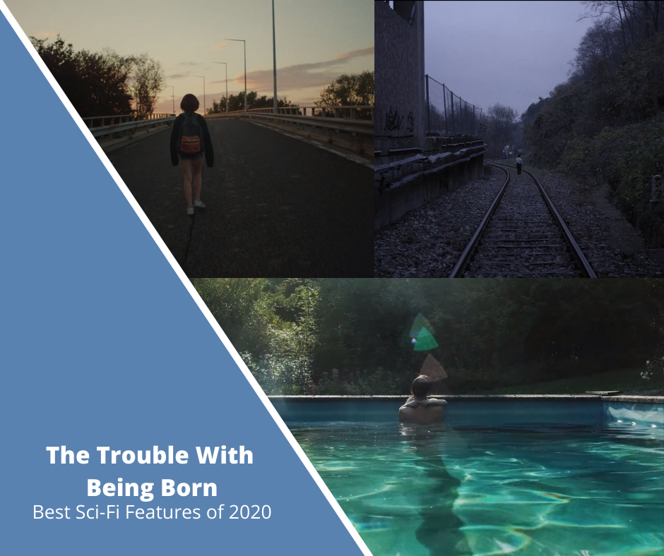 The Trouble With Being Born (2020) sci-fi movie