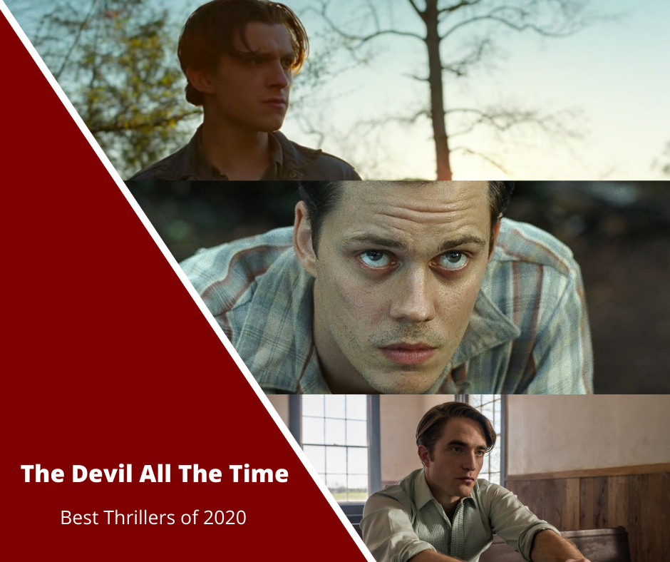 The Devil All The Time (2020) Netflix movie