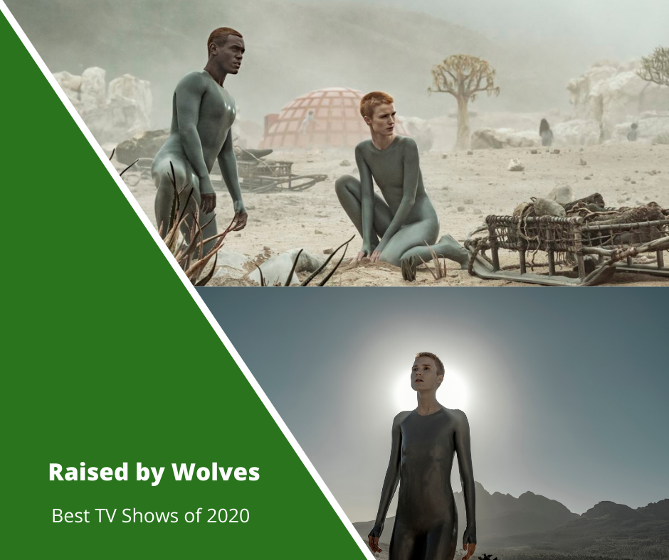 raised by wolves top tv series